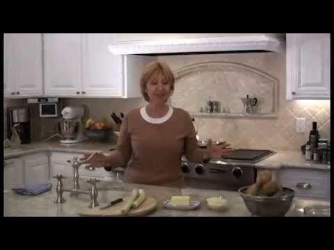 Potato Torta Recipe from Tavola di Valmozzola Rustic Northern Italian Cooking   Splash Magazines   Los Angeles