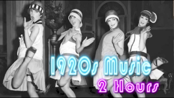 20s & 20s Music: Roaring 20s Music and Songs Playlist (2 Hours Vintage 2...