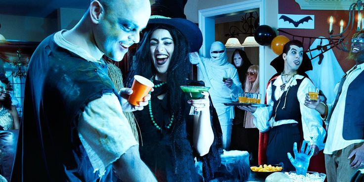 Is Halloween a way to have fun? Get the truth about Halloween & similar celebrations.