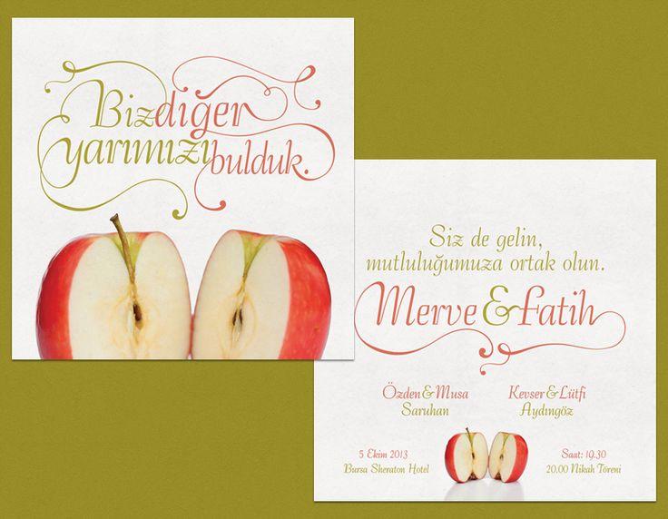 Merve ve Fatih'e özel olarak tasarladığımız davetiyemiz. #bentekim #bentekimdavetiye #davetiye #dugundavetiyesi #kisiyeozeldavetiye #ozeltasarimdavetiye #invitation #weddinginvitation #personalizedweddinginvitation #invitationdesign
