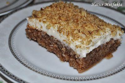 Hatice Mutfakta: Kıbrıs Tatlısı (Rum Tatlısı)