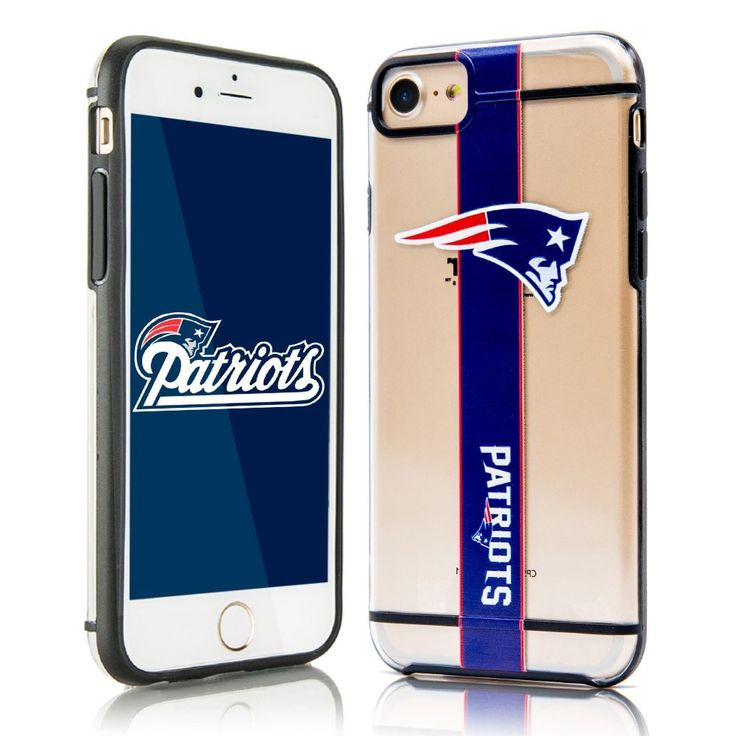 PROSPORT Hydro Clear iPhone 7 Case - NEW ENGLAND PATRIOTS