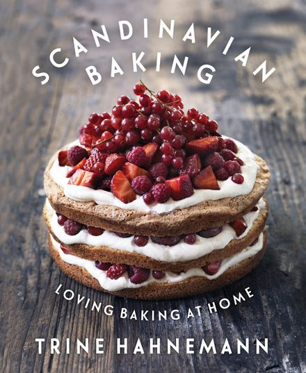 SCANDINAVIAN BAKING  I love baking in general, and I love Scandinavian baking in particular. It would be embarrassing to have to tell you how many books I have on this subject, but I can never have enough. Queen of Hygge (the Danish word that conveys domestic cosiness and the warmth of the hearth as the evenings draw in) Trine Hahnemann has just brought out her Scandinavian Baking, and I feel lucky to add it to my collection.