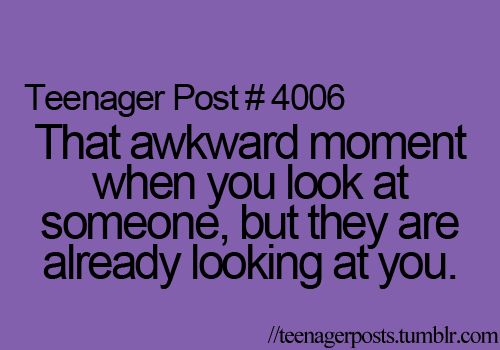 All the time lol