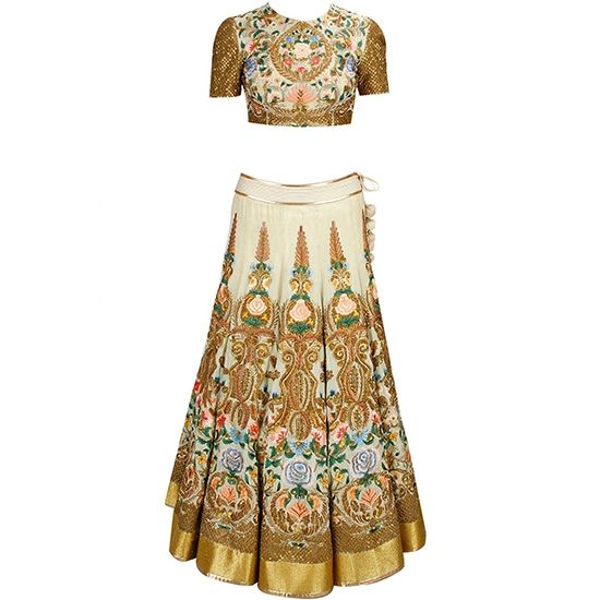 Style inspiration: Baroque |festive | Vogue India