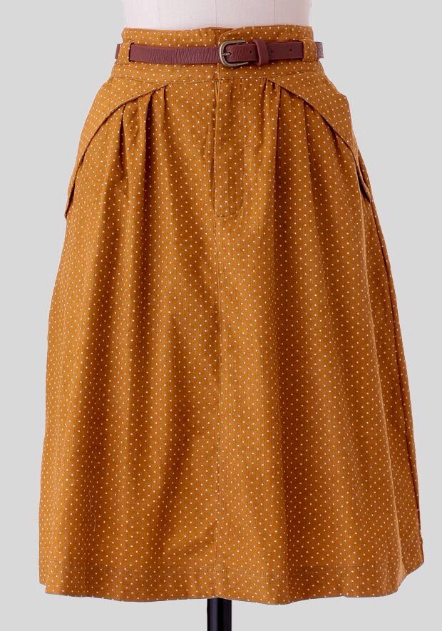 I own this skirt and belt!?! What the what?!?