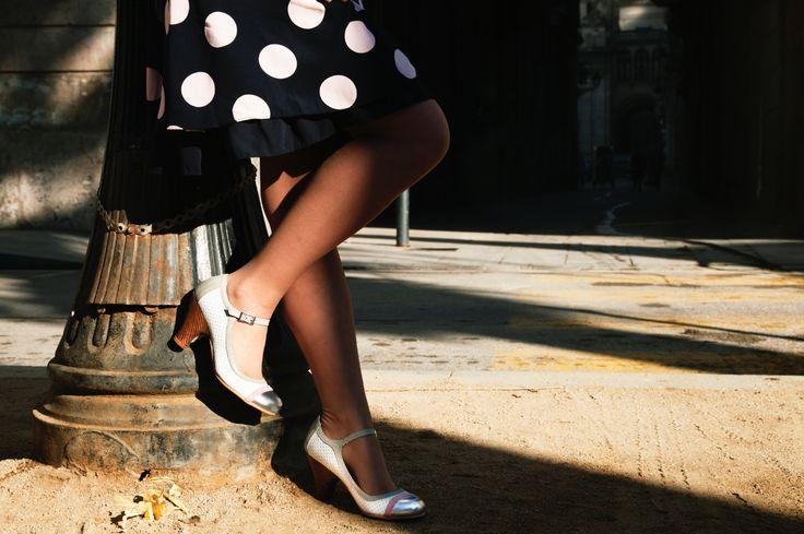 Colección Primavera Verano 2015 La Veintinueve #Heels #retro #Barcelona #Shop #Boutique #Laveintinueve