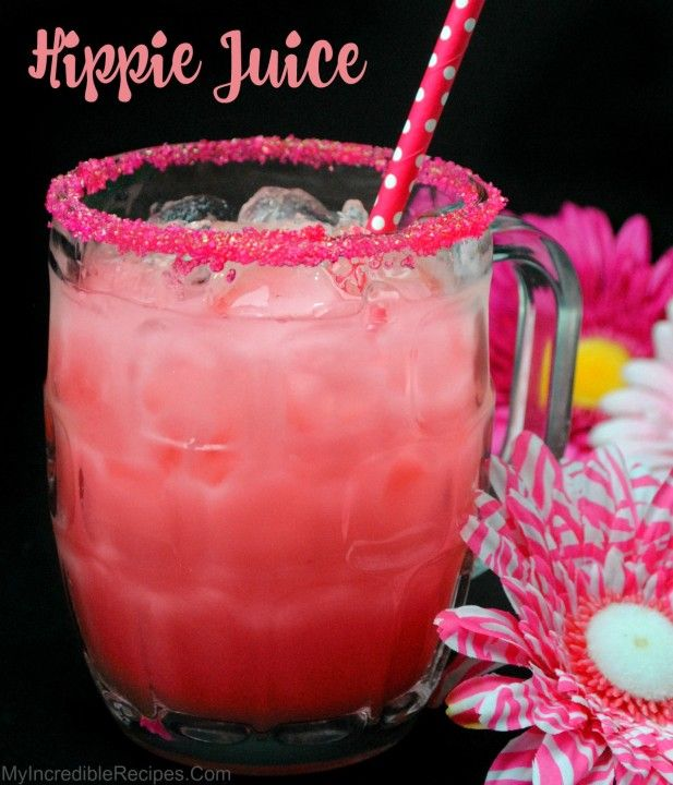 HIPPIE JUICE                                                                                                                                                      More
