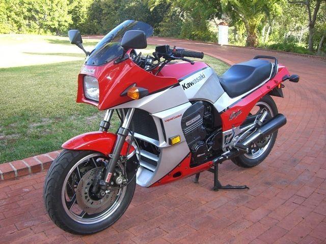 Kawasaki 900 Ninja