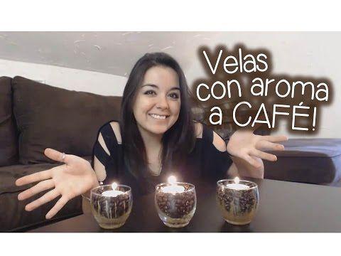 LUCIA - VELAS CON AROMA A CAFÉ! - YouTube