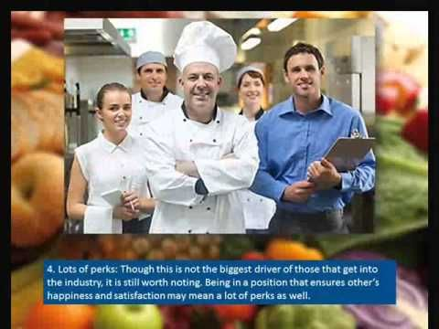 The Good Thing of Having a Certificate IV in Commercial Cookery - YouTube