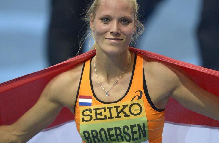 Wereldkampioen vijfkamp Nadine Broersen wil zich steeds verbeteren. Dat drijft haar meer dan het winnen van medailles en titels.