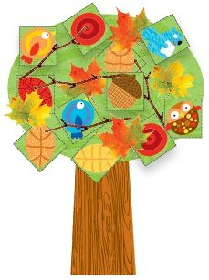 {Free} Printable tree collage