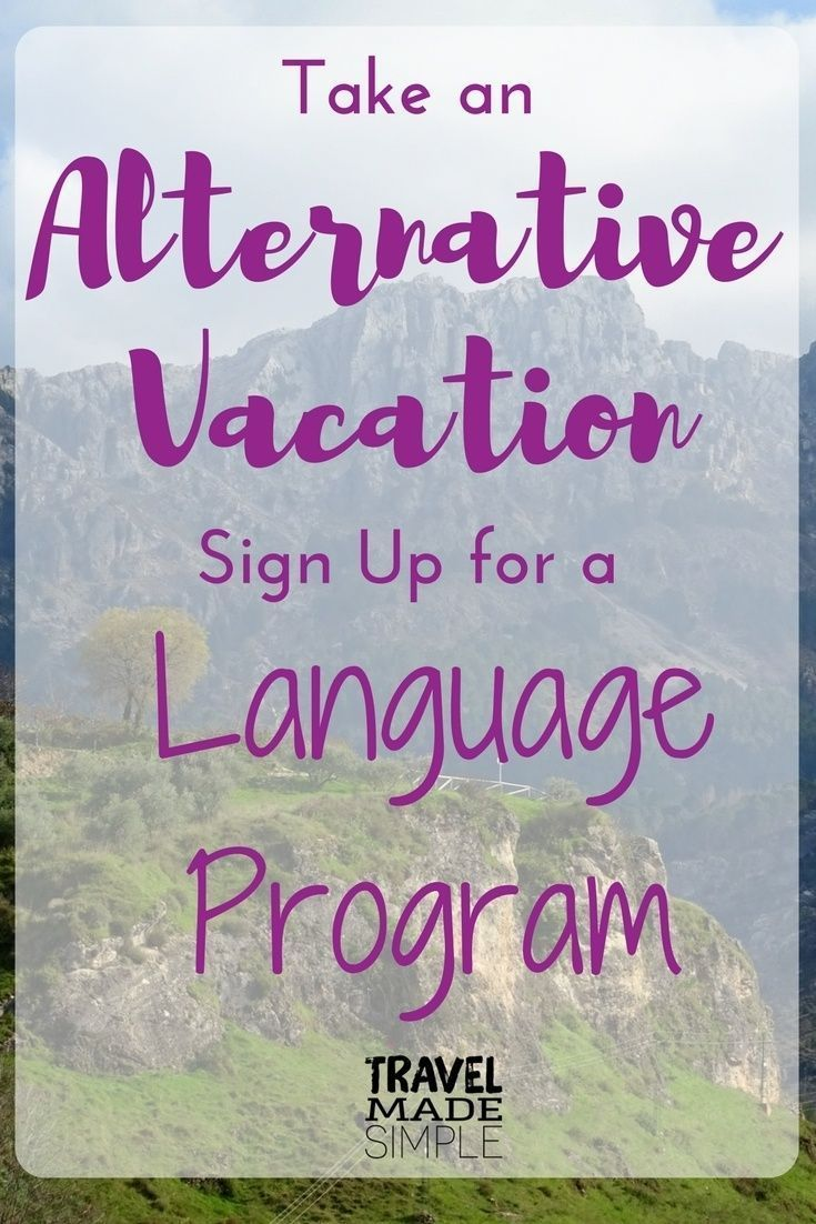 Signing up for a language program is a great way to dig into the culture. This was my experience with the Pueblo Español Spanish immersion program in Spain.