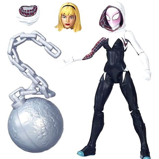100% Hasbro Marvel Legends 6 Inch Fantastic Four Invisible Woman 2017 IN. Marvel Legends Absorbing Man BAF 2016 Spiderman, Venom Spider Gwen. Marvel Spider-Man 6-inch Legends Series Symbiote Spider-Man. When you collect them all you can assemble an Absorbing Man figure!. to say except that my wrecking ball for the Aborbing Man BAF looks like it wasn t really painted. #hero #kids #SpiderMan #toys #Marvel #figurines #Collectibles #gifts