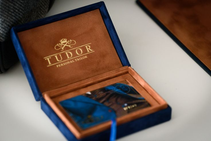 Add the finishing touches to your new suit. Check out more on TUDOR-TAILOR.COM
