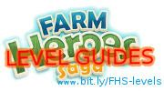 Level-Guide Farm Heroes Saga Video Index and LEVEL GUIDE