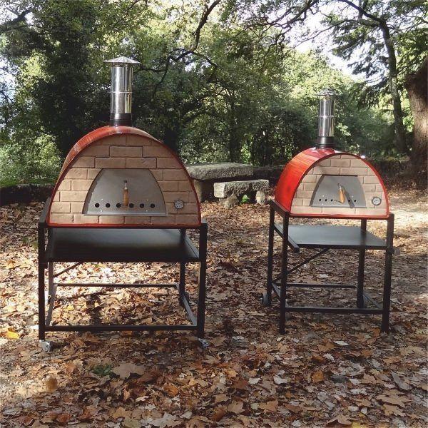 Authentic Pizza Ovens Portable Prime and Maximus Pizza Ovens � Patio & Pizza