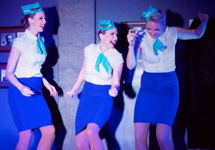 The Candy Sisters are a group of all singing, all dancing divas taking the Brisbane corporate market by storm! Reminisce with songs including Chattanooga Choo Choos.