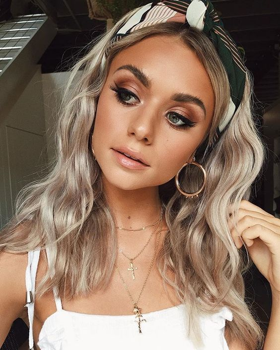 33 Summer Trend Natural Makeup Ideas You Should Know | Eye