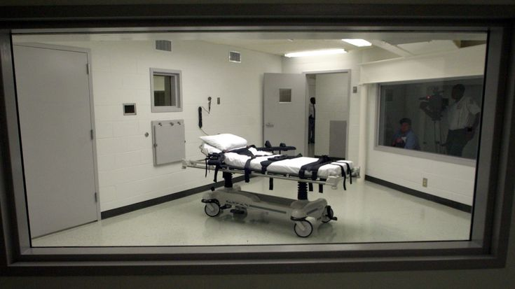 """""""Alabama Inmate Coughed, Heaved For About 13 Minutes During Execution"""" on NPR, December 9, 2016."""