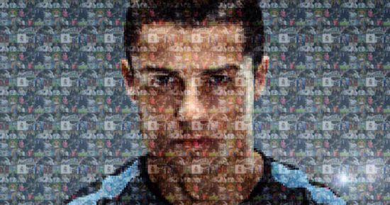 membuat mozaik di photoshop.. #mozaikefek #tutorialphotoshop