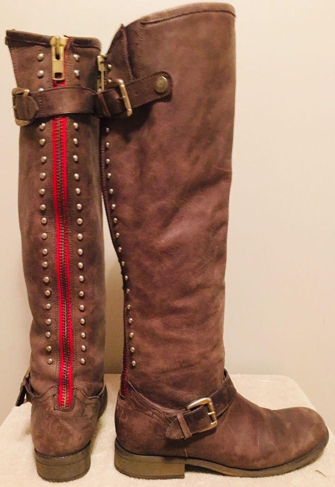 Steve Madden 'Lindley' Brown Leather