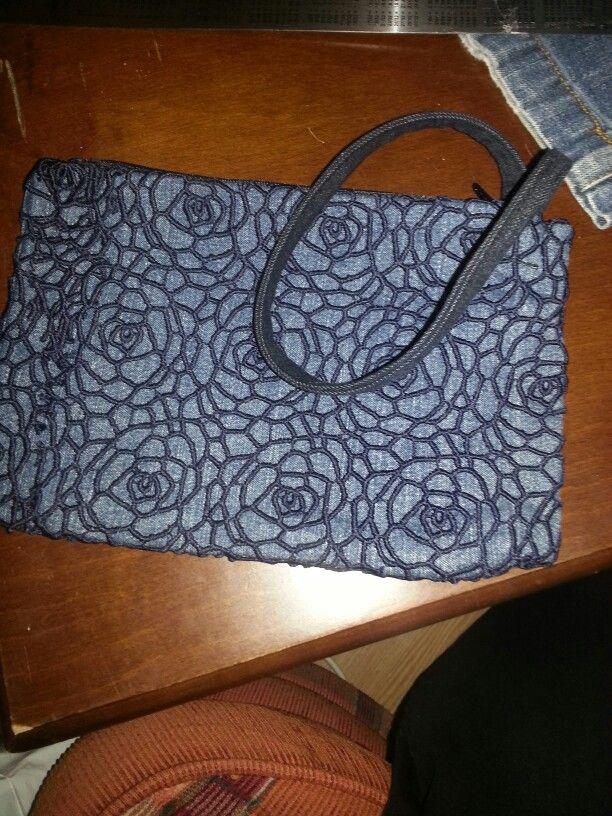 Hand made bag..design by Deniz Yıldırım...