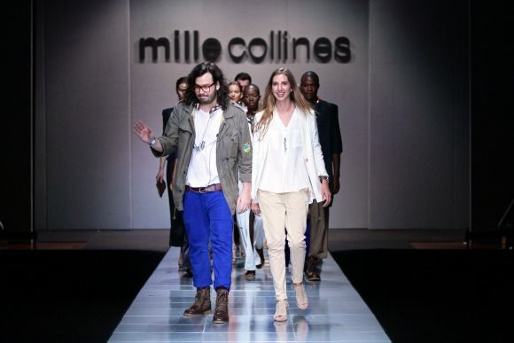 MBFWA 2013 - Mille Collines Collection. Credit: SDR Photo