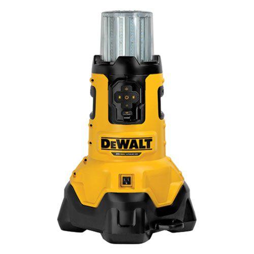DeWalt DCL070 20V MAX* LED Large Area Light W/Built-In Battery Charger - Co