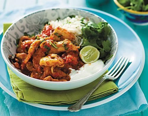 Quick & easy chicken curry | Vinnige hoenderkerrie