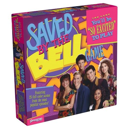 """RING! Class is back in session at Bayside High School! You'll be reaching """"squad goals"""" with Zack, Jessie, Kelly, Slater, Lisa, and Screech as you hit the school hallways or visit The Max, your favorite café hangout. In the official Saved by the Bell Game, you'll relive the classic 90's sitcom and the unforgettable episodes.<br>Whether you identified as a trouble maker like Zack, a jock like Slater, a nerd like Screech, a beauty..."""