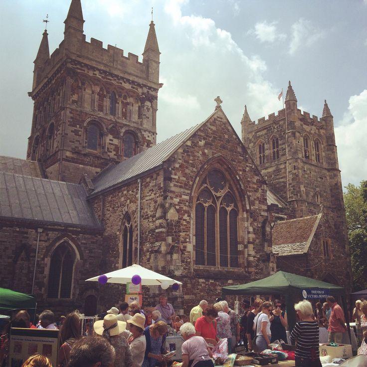 Wimbourne Minister Folk Festival 2014