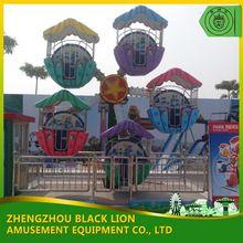 Fairground Attraction Kids Amusement Mini Ferris Wheel Ride