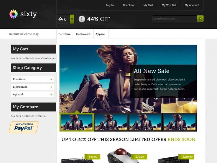 HelloSixty | Premium Magento Themes | HelloThemes | ecomm lovers