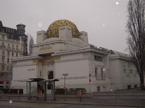 Vienna, Austria: Secessione