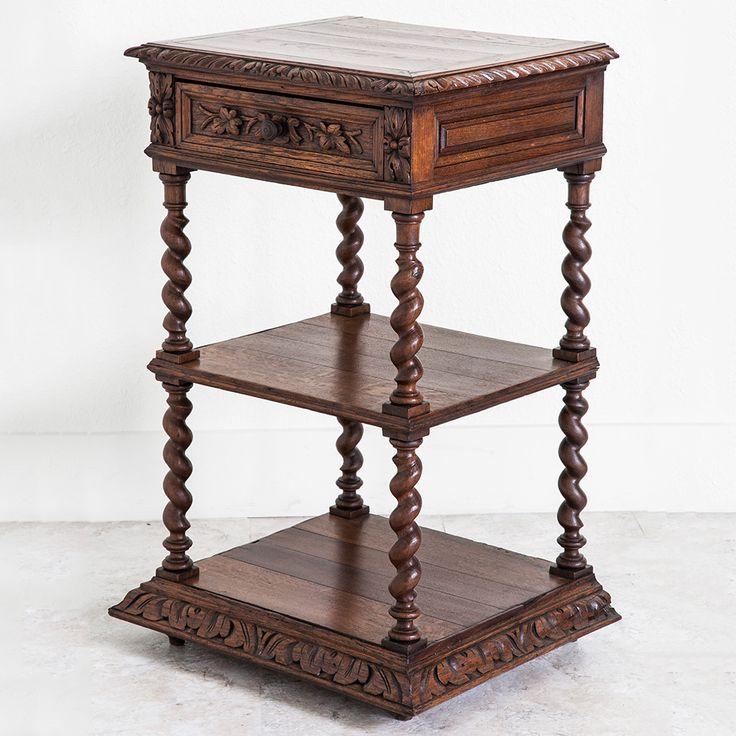 Louis XIII Nightstand