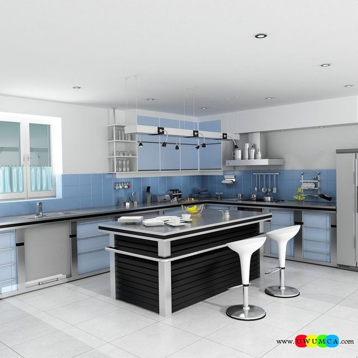 26 Best Sketchup Cad Kitchen Design 3D Images On Pinterest Simple Kitchen 3D Design Decorating Design