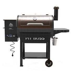 Pit Boss 820 Sq In Black Pellet Grill Pb820ps1 Products