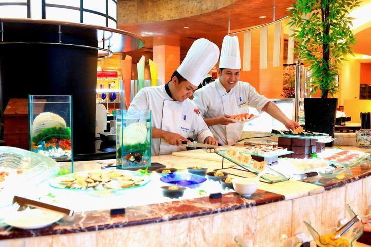 Jakarta Best Restaurant, Bar & Cafe Awards (BRBCA) 2015: Asia Restaurant Review