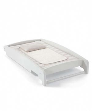 Przewijak na łóżeczko kol. White, Mamas BABYDECO – materace i łóżeczka dla dzieci i niemowląt