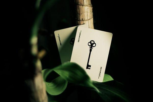 Altruism Playing Cards Design & Logo 3