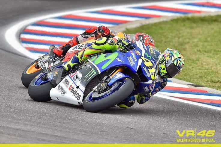 Valentino Rossi #ArgentinaGP 2nd