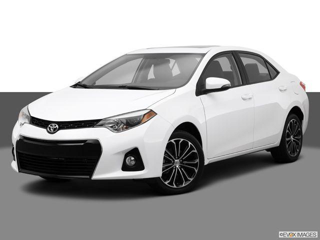 #2014 #Toyota #Corolla S PLUS