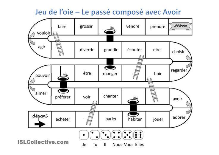 Il y a les exercices de français avec les animaux, la description physique etc.