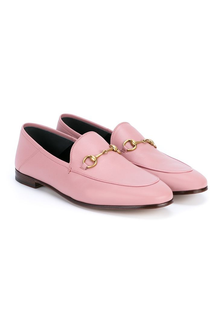 39c6770054d680 Gucci Chaussures   Mocassin Gucci rose Mes chaussures de rêve ...