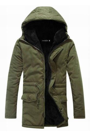 Manteau en solde, manteau mi-long pour homme à prix réduit