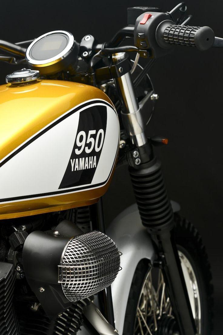 Moto yamaha scrambler cars motorcycles bobber forward mt09 yamaha - Yamaha Bolt Custom By Doc S Chops Classic Motorcyclecustom Motorcyclesbobberscafe