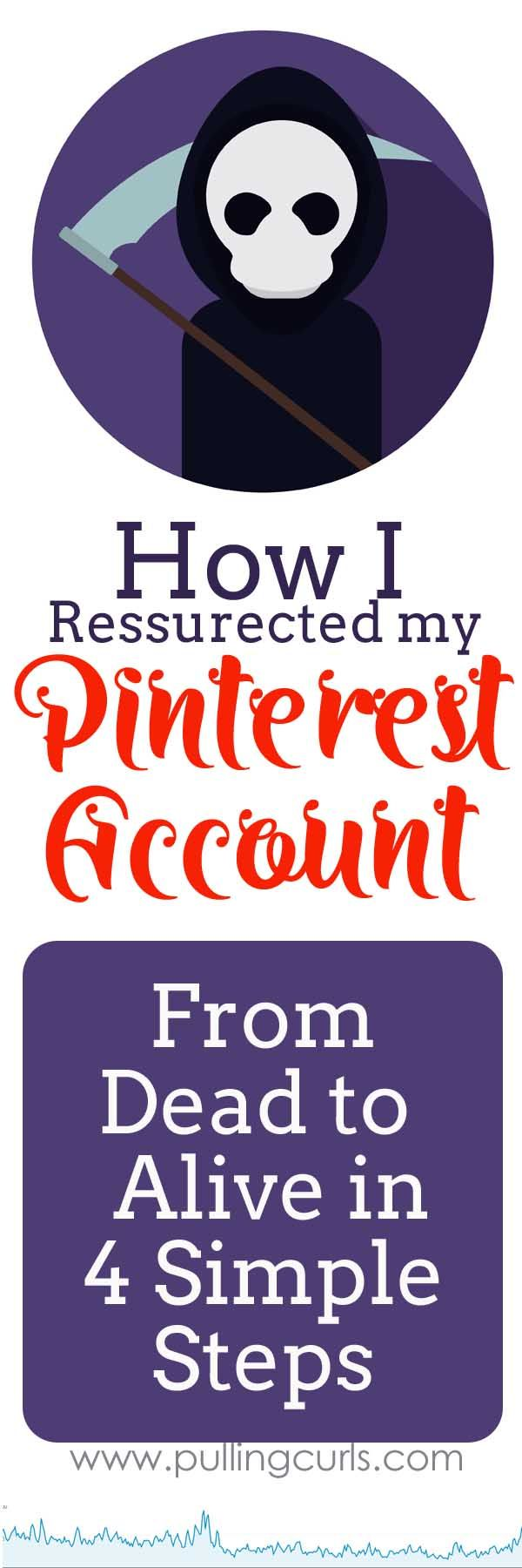 December 2016 income Report: Fixing Pinterest Traffic! via @pullingcurls