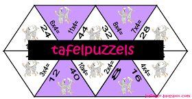 Tafelpuzzels